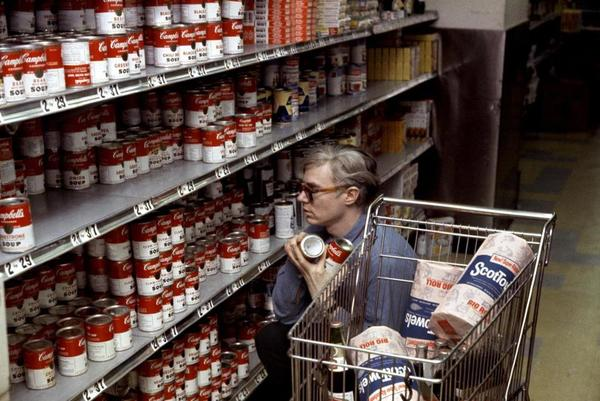 Andy Warhol was obsessed with Campbell's soup. Not just for his art, he also was crazy about eating it. Passion can go a long way in finding inspiration.