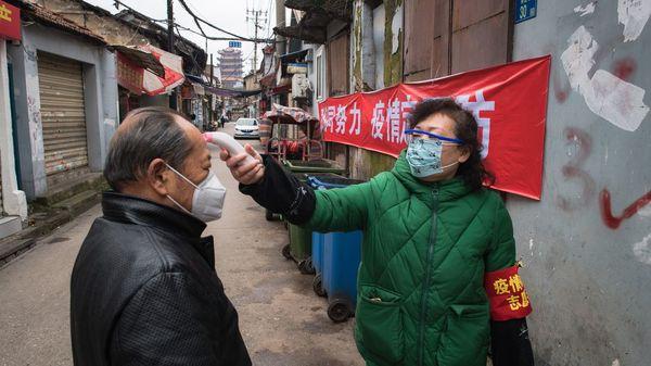 Woher stammt das Coronavirus?Experten beginnen Suche nach Ursprung in Wuhan