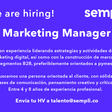 Marketing Manager - Sempli