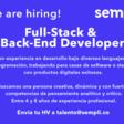 Full-Stack & Back-End Developer - Sempli