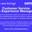 Customer Service & Experience Manager - Sempli