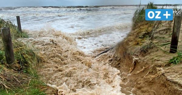 Wetterextreme in MV: Metereologe erklärt, warum Stürme stärker werden