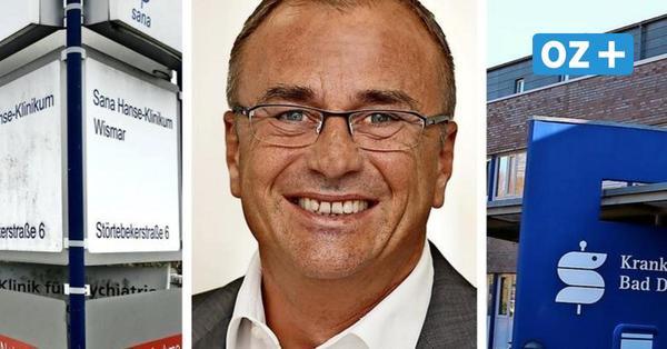 """Klinikchef in Bad Doberan und Wismar: """"Krankenhäuser brauchen dringend Rettungsschirm"""""""