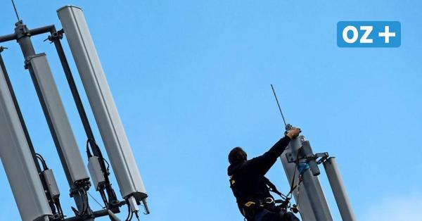 Kühlungsborn: Telefónica baut Funkmast ab - Einschränkungen bei O2