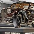 Schönster Sportwagen: Autostadt zeigt Bugatti Type 57 Atlantic