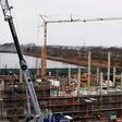 Neues VW-Kraftwerk West in Wolfsburg: Der Hochbau hat begonnen