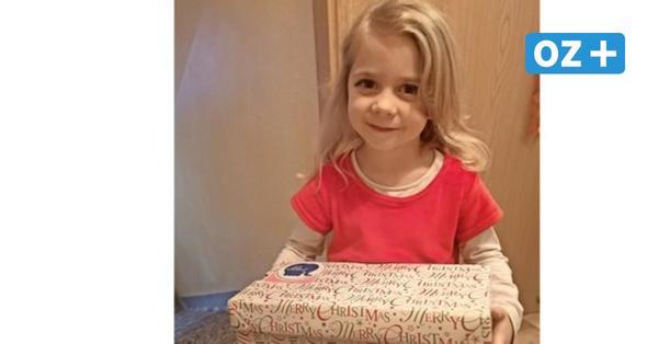 Kinderschutzbund Stralsund verteilt dank Spenden Geschenke an Kinder