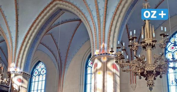 Tribsees: Unbekannter spendet 60 000 Euro für Sanierung der Thomaskirche