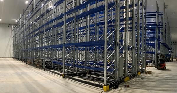 Norfrigo investit 10 millions d'euros dans un entrepôt sur le port de Dunkerque - Norfrigo investeert tien miljoen euro in nieuw magazijn in haven Duinkerke