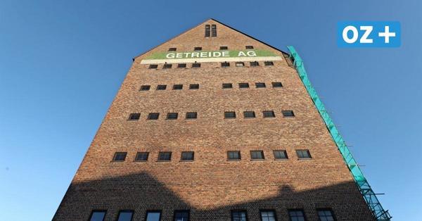 Neue Liste: Silo in Rostock steht jetzt unter Denkmalschutz