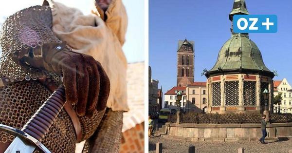 Mord und Totschlag in Wismar: So brutal ging es im Mittelalter zu
