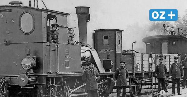 Vor 120 Jahren in Vorpommern: Als die Eisenbahn von Stralsund nach Tribsees fuhr