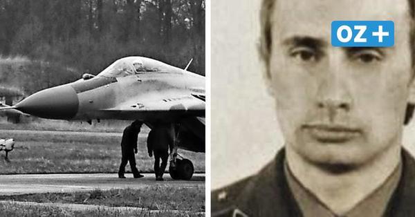 Unterwegs in geheimer Mission: Was machte Wladimir Putin auf dem Sowjet-Flugplatz Pütnitz?
