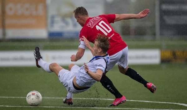 KNVB: Nog steeds twee scenario's voor herstart amateurcompetitie
