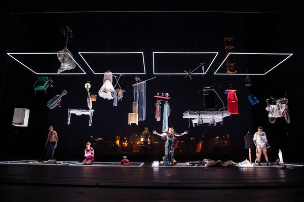 """Oper für zu Hause - Szenenbild aus """"Trionfo"""" (Foto: Sandra Then)"""