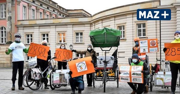 Volksinitiative für Verkehrswende nimmt die erste Hürde