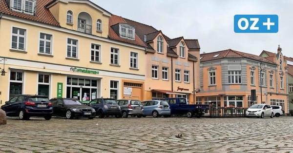 Einzelhandel macht durch Aktion aufmerksam: Auch Grimmener Ladenbesitzer verzweifeln