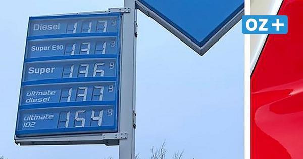 Das steckt hinter der Preiserhöhung an Grimmer Tankstellen – Wann können Autofahrer günstiger Tanken?