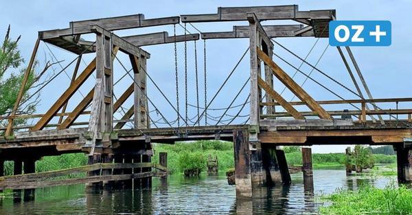 Straßensperrung in Nehringen: Bauarbeiten an historischer Brücke dringend nötig