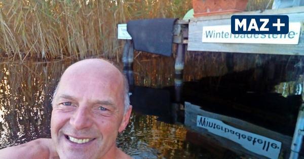 Nichts für Warmduscher: Winterbaden in Zehdenick