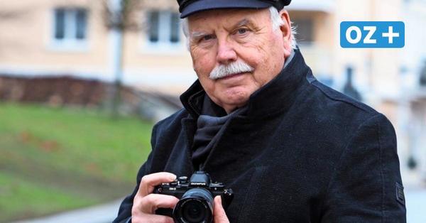 Der Weg zum Inselfotografen: Volker Knuth ist auf Usedom bekannt wie ein bunter Hund