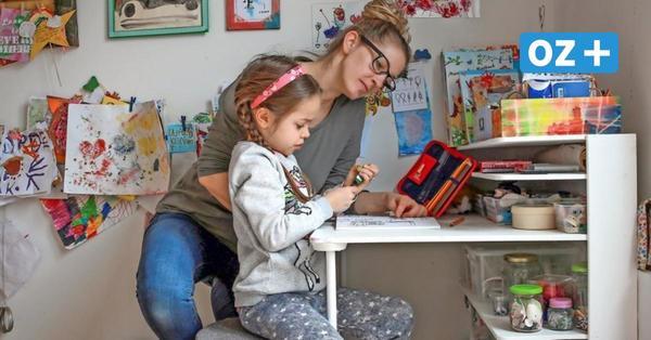 Familien in MV sollen Geld für Kinderbetreuung zu Hause bekommen