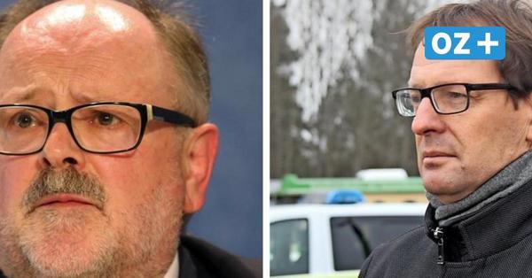 Amri-Affäre: MV-Innenminister Renz feuert Landesverfassungsschutz-Chef Müller