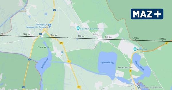 15-Kilometer-Radius: So weit dürfen Berliner nach Potsdam und Mittelmark