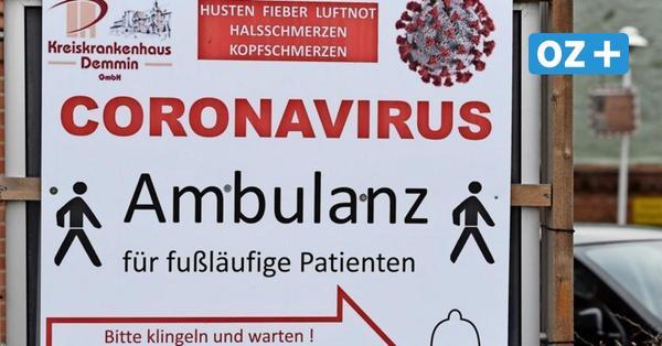 Corona-Lage am Mittwoch: Deutlich weniger Neuinfektionen in MV – Inzidenz-Werte fallen