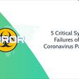 5 Critical System Failures of the Coronavirus Pandemic | Process Street