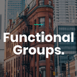 Functional Groups — How can other areas of study help us explain the grouping of elements in design?