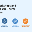 UX Workshops Cheat Sheet