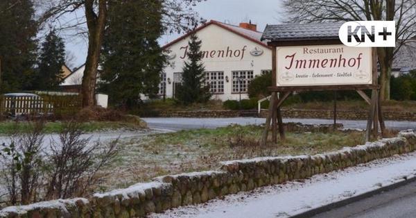 Traditionsgaststäte Immenhof in Schackendorf wird abgerissen