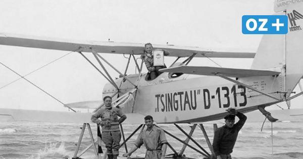 Pütnitz: Technikverein baut legendäres Forschungsflugzeug nach