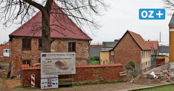 Sanierung Papenhof in Barth: Darum schwärmt der Restaurator vom Projekt