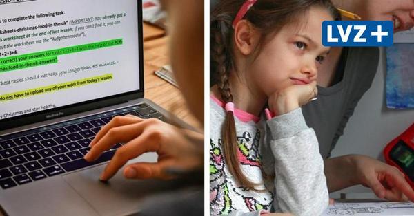 """""""Mein Kind arbeitet ins Leere"""": Was Leipziger Eltern und Lehrer über den Homeschooling-Alltag sagen"""