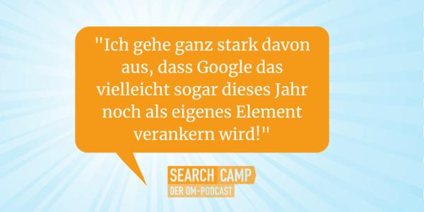 Google Discover: Ganz einfach mehr SEO-Traffic? [Search Camp 159]