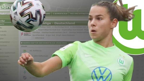 Marktwerte: Deutschlands wertvollste Fußballerin kommt aus Wolfsburg