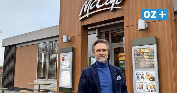 Rügens einziger McDonald's in Teschenhagen– jetzt muss er schließen