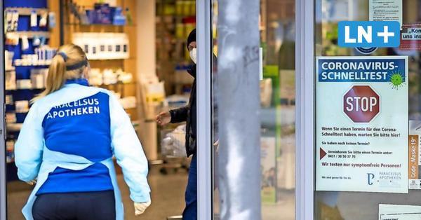 Schnelltests in Lübecker Apotheke: So können Sie sich dort testen lassen