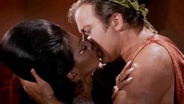 TV's 1st Interracial Kiss