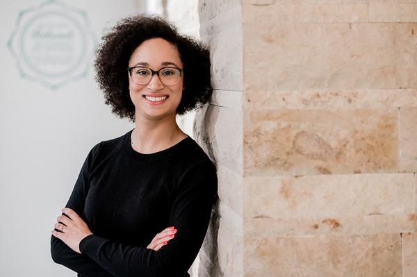 Sara Weber, Leiterin der deutschsprachigen LinkedIn-Redaktion