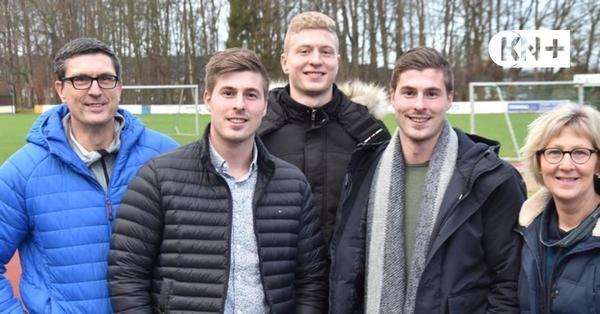 Klausdorf: Wie Sven Ehrig den Sprung vom TSV Klausdorf zum THW Kiel schaffte
