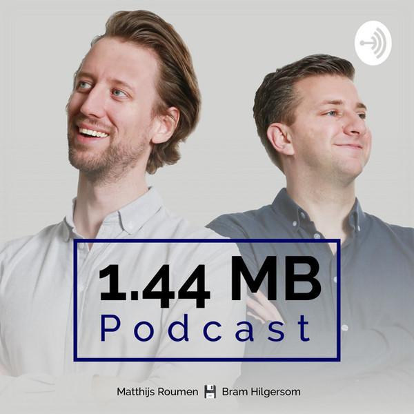Na drie jaar, 114 afleveringen en 25.000 listens stoppen we met de 1.44MB Podcast 💾