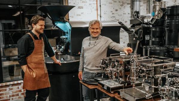 Kein Leerstand: Wo eine Bowlingbahn war, gibt es jetzt eine Kaffeerösterei