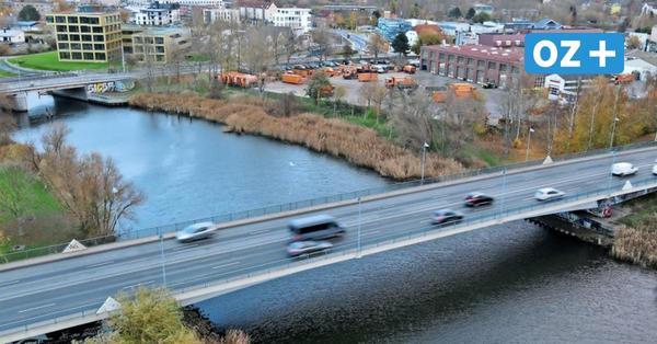 Sperrung auf Vorpommernbrücke: Das sind die wichtigsten Umleitungen in Rostock
