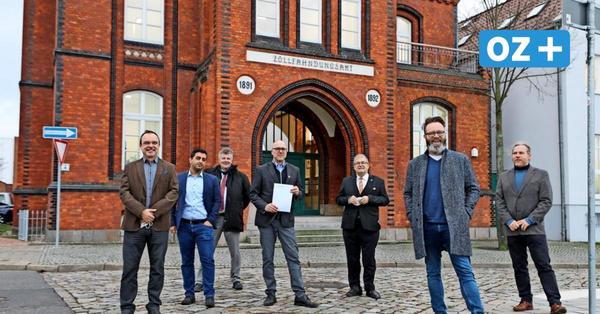 Neues An-Institut der Uni Rostock: Das macht die Forschungseinrichtung in Warnemünde