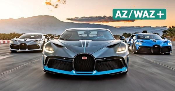 Exklusiver geht's nicht: Bugatti liefert die ersten Divo in Beverly Hills aus