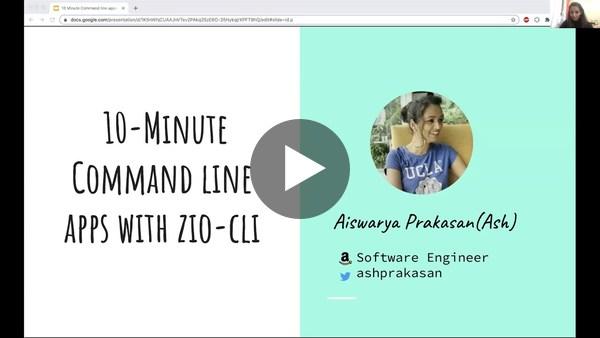 10 Minute Command-Line Apps With ZIO CLI by Aiswarya Prakasan