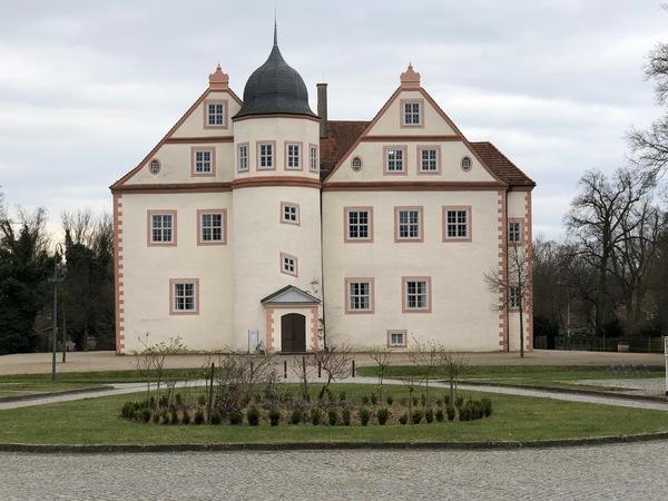 Das Schloss in Königs Wusterhausen. Foto: Frank Pawlowski